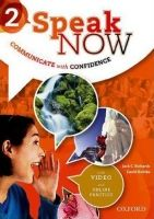 OUP ELT SPEAK NOW 2 STUDENT´S BOOK WITH ONLINE PRACTICE - RICHARDS, ... cena od 354 Kč