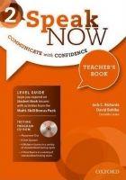 OUP ELT SPEAK NOW 2 TEACHER´S BOOK WITH TESTING PROGRAM CD-ROM - RIC... cena od 636 Kč