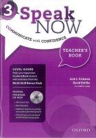 OUP ELT SPEAK NOW 3 TEACHER´S BOOK WITH TESTING PROGRAM CD-ROM - RIC... cena od 606 Kč