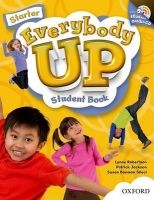 OUP ELT EVERYBODY UP STARTER STUDENT´S BOOK WITH AUDIO CD PACK - ROB... cena od 466 Kč