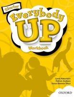 OUP ELT EVERYBODY UP STARTER WORKBOOK - ROBERTSON, L., JACKSON, P., ... cena od 261 Kč