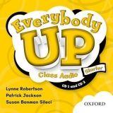 OUP ELT EVERYBODY UP STARTER CLASS AUDIO CDs /2/ - ROBERTSON, L., JA... cena od 439 Kč