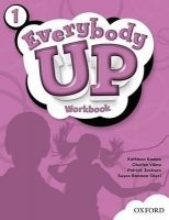 OUP ELT EVERYBODY UP 1 WORKBOOK - KAMPA, K., VILINA, Ch., JACKSON, P... cena od 261 Kč