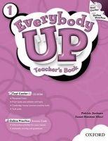 OUP ELT EVERYBODY UP 1 TEACHER´S BOOK - ROBERTSON, L., JACKSON, P., ... cena od 622 Kč