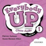 OUP ELT EVERYBODY UP 1 CLASS AUDIO CDs /2/ - ROBERTSON, L., JACKSON,... cena od 418 Kč