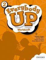 OUP ELT EVERYBODY UP 2 WORKBOOK - KAMPA, K., VILINA, Ch., JACKSON, P... cena od 261 Kč