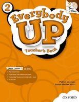 OUP ELT EVERYBODY UP 2 TEACHER´S BOOK - ROBERTSON, L., JACKSON, P., ... cena od 654 Kč