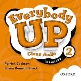 OUP ELT EVERYBODY UP 2 CLASS AUDIO CDs /2/ - ROBERTSON, L., JACKSON,... cena od 418 Kč