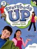 OUP ELT EVERYBODY UP 3 STUDENT´S BOOK WITH AUDIO CD PACK - JACKSON, ... cena od 489 Kč