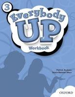 OUP ELT EVERYBODY UP 3 WORKBOOK - KAMPA, K., VILINA, Ch., JACKSON, P... cena od 261 Kč