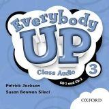 OUP ELT EVERYBODY UP 3 CLASS AUDIO CDs /2/ - ROBERTSON, L., JACKSON,... cena od 418 Kč