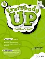 OUP ELT EVERYBODY UP 4 TEACHER´S BOOK - JACKSON, P., BANMAN SILECI, ... cena od 654 Kč