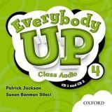 OUP ELT EVERYBODY UP 4 CLASS AUDIO CDs /2/ - ROBERTSON, L., JACKSON,... cena od 418 Kč