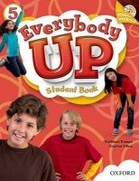 OUP ELT EVERYBODY UP 5 STUDENT´S BOOK WITH AUDIO CD PACK - JACKSON, ... cena od 489 Kč