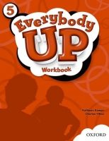 OUP ELT EVERYBODY UP 5 WORKBOOK - KAMPA, K., VILINA, Ch., JACKSON, P... cena od 261 Kč