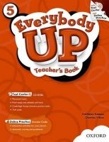 OUP ELT EVERYBODY UP 5 TEACHER´S BOOK - JACKSON, P., BANMAN SILECI, ... cena od 622 Kč