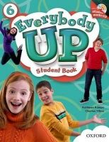 OUP ELT EVERYBODY UP 6 STUDENT´S BOOK WITH AUDIO CD PACK - JACKSON, ... cena od 489 Kč