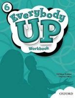 OUP ELT EVERYBODY UP 6 WORKBOOK - KAMPA, K., VILINA, Ch., JACKSON, P... cena od 261 Kč