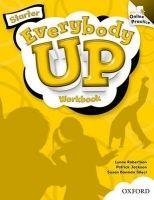 OUP ELT EVERYBODY UP STARTER WORKBOOK WITH ONLINE PRACTICE PACK - JA... cena od 358 Kč