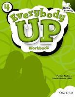 OUP ELT EVERYBODY UP 4 WORKBOOK WITH ONLINE PRACTICE PACK - JACKSON,... cena od 377 Kč