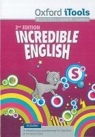 OUP ELT INCREDIBLE ENGLISH 2nd Edition STARTER iTOOLS - PHILLIPS, S. cena od 1 664 Kč