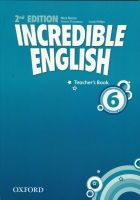 OUP ELT INCREDIBLE ENGLISH 2nd Edition 6 TEACHER´S BOOK - PHILLIPS, ... cena od 131 Kč