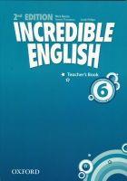 OUP ELT INCREDIBLE ENGLISH 2nd Edition 6 TEACHER´S BOOK - PHILLIPS, ... cena od 397 Kč
