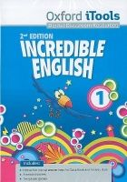 OUP ELT INCREDIBLE ENGLISH 2nd Edition 1 iTOOLS - PHILLIPS, S. cena od 1648 Kč