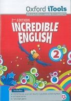 OUP ELT INCREDIBLE ENGLISH 2nd Edition 2 iTOOLS - PHILLIPS, S. cena od 1 664 Kč