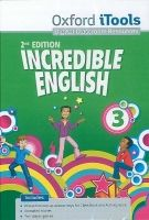 OUP ELT INCREDIBLE ENGLISH 2nd Edition 3 iTOOLS - PHILLIPS, S. cena od 1 664 Kč
