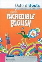 OUP ELT INCREDIBLE ENGLISH 2nd Edition 4 iTOOLS - PHILLIPS, S. cena od 1 648 Kč