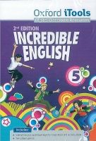 OUP ELT INCREDIBLE ENGLISH 2nd Edition 5 iTOOLS - PHILLIPS, S. cena od 1 648 Kč