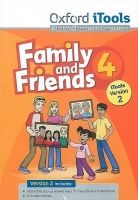 OUP ELT FAMILY AND FRIENDS 4 iTOOLS Version 2 - THOMPSON, T. cena od 933 Kč