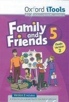 OUP ELT FAMILY AND FRIENDS 5 iTOOLS Version 2 - THOMPSON, T. cena od 980 Kč