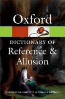 OUP References OXFORD DICTIONARY OF REFERENCE & ALLUSIONS 3rd Edition (Oxfo... cena od 297 Kč