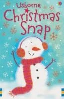 XXL obrazek Usborne Publishing CHRISTMAS SNAP (USBORNE CHRISTMAS SNAP CARDS)