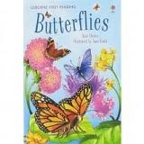 Usborne Publishing USBORNE FIRST READING LEVEL 4: BUTTERFLIES - DAVIES, K. cena od 123 Kč
