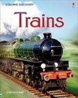 Usborne Publishing TRAINS (USBORNE DISCOVERY) - TURNBALL, S. cena od 197 Kč