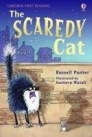 Usborne Publishing USBORNE FIRST READING LEVEL 3: THE SCAREDY CAT - PUNTER, R. cena od 123 Kč