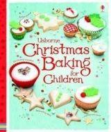 Usborne Publishing USBORNE CHRISTMAS BAKING FOR CHILDREN - PATCHETT, F. cena od 247 Kč