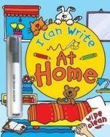 Pan Macmillan I CAN WRITE: AT HOME - ABBOTT, S. cena od 78 Kč