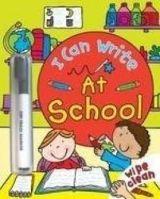 Pan Macmillan I CAN WRITE: AT SCHOOL - ABBOTT, S. cena od 78 Kč