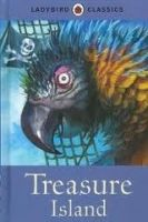 Ladybird Books LADYBIRD CLASSICS: TREASURE ISLAND cena od 135 Kč