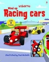 Usborne Publishing WIND-UP RACING CARS - TAPLIN, S. cena od 445 Kč