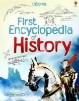 Usborne Publishing FIRST ENCYCLOPEDIA OF HISTORY cena od 247 Kč
