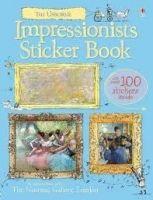 Usborne Publishing IMPRESSIONISTS STICKER BOOK - DAVIES, K., COURTAULD, S. cena od 187 Kč