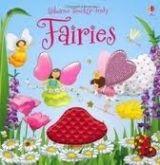 Usborne Publishing TOUCHY-FEELY FAIRIES - WATT, F. cena od 231 Kč