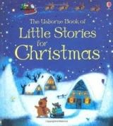 Usborne Publishing LITTLE STORIES FOR CHRISTMAS - TAPLIN, S. cena od 297 Kč