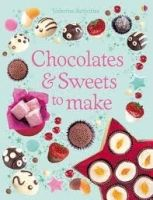 Usborne Publishing CHOCOLATES AND SWEETS TO MAKE - GILPIN, R. cena od 148 Kč