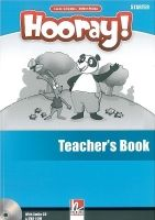 Helbling Languages HOORAY, LET´S PLAY! STARTER TEACHER´S BOOK WITH CLASS AUDIO ... cena od 546 Kč